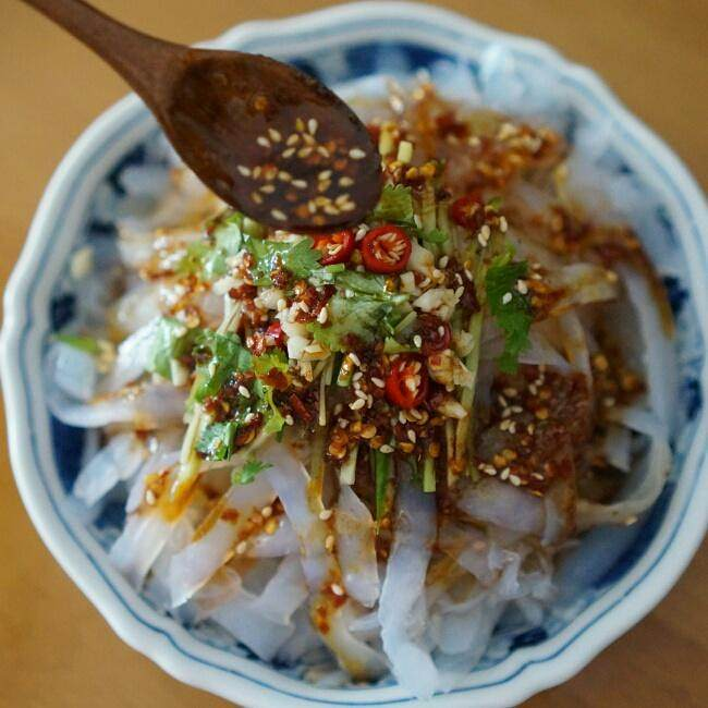 Liangfen Chinese Jelly Noodles
