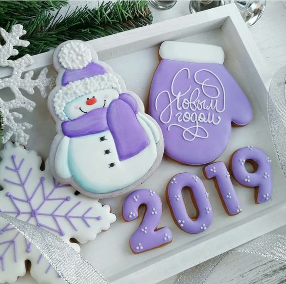 70+ Cute and Easy Christmas Cookies Ideas You'll Love This Holiday Season