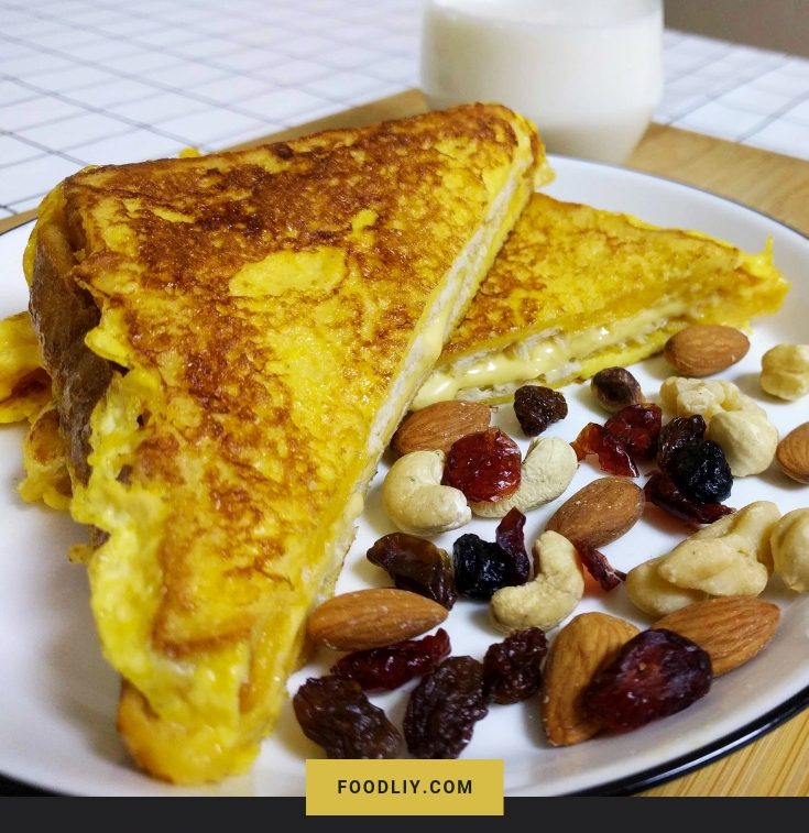 Quick & Easy French Toast Grilled Cheese