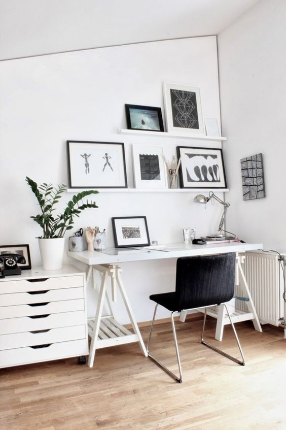 60+ Comfortable Home Office Ideas to Inspire