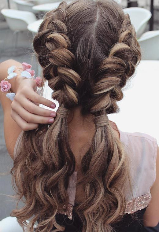 52 Pretty Chic Braided Hairstyles For Every Hair Type
