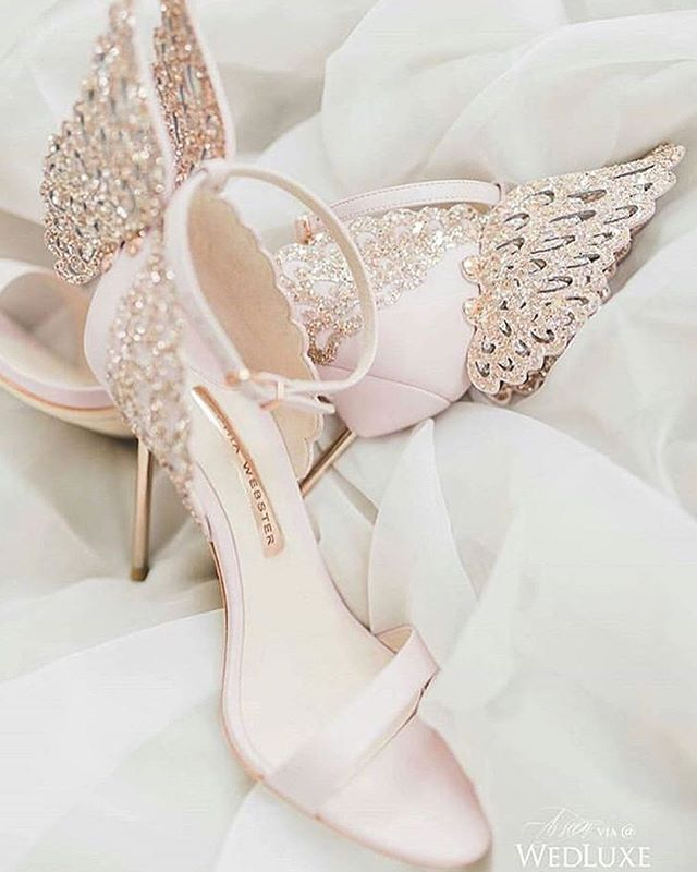 35 Wedding heels Art For Brides Ideas